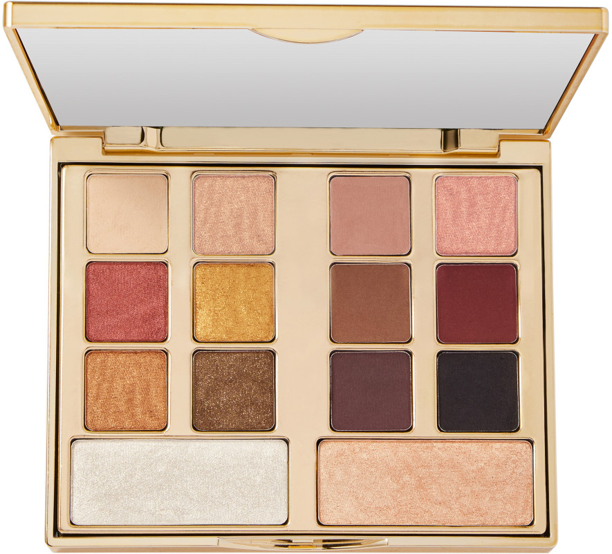 Gilded Desires Face & Eye Palette by Milani