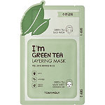 TONYMOLY I'm Green Tea Layering Sheet Mask