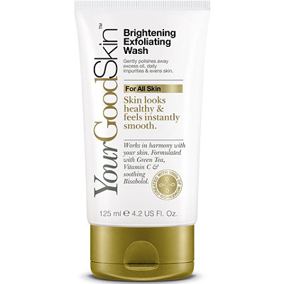 Brightening Exfoliating Wash