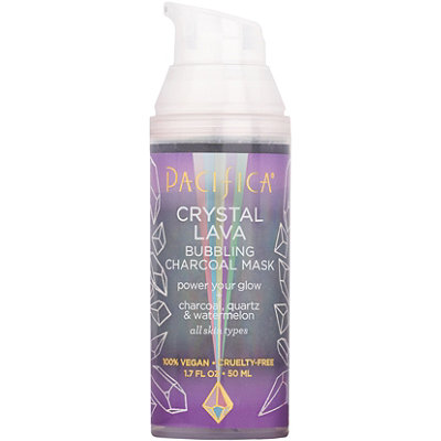 Bubbling Crystals Charcoal Shimmer Mask