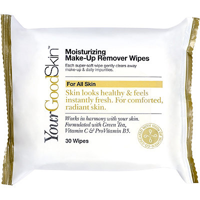 Moisturizing Make-Up Remover Wipes