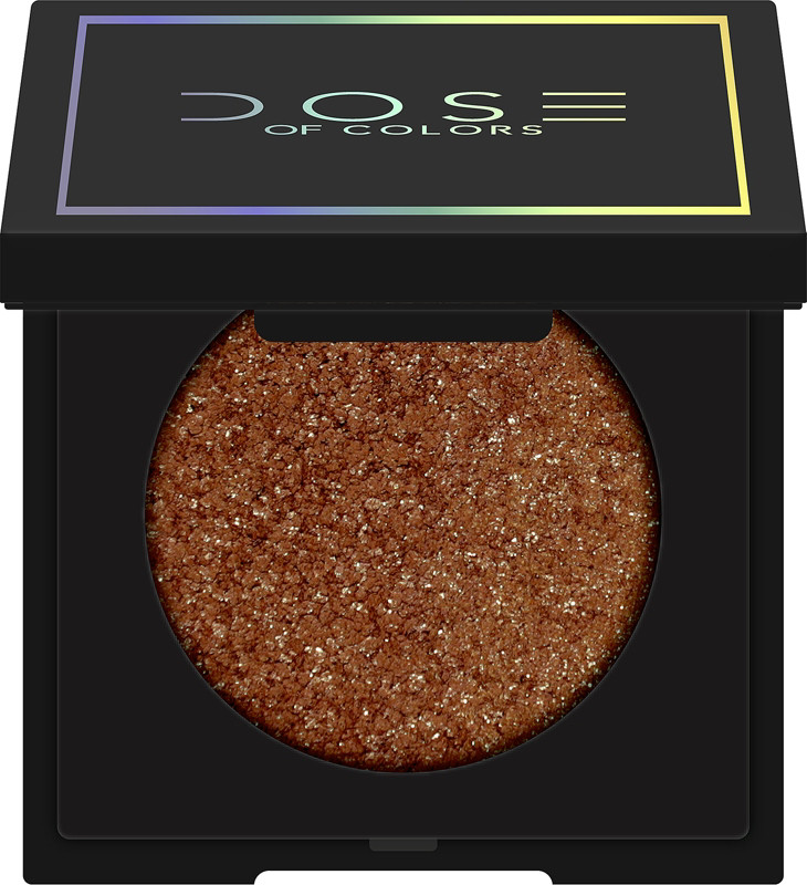 Color:Encore (Warm Terracotta Base W/ Gold Reflects) by Dose Of Colors
