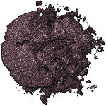 Dose Of Colors Block Party Single Eyeshadow Hot Mesh (blackened purple base w/ silver reflects)