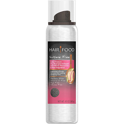 Sulfate Free Color Protect Dry Shampoo Infused with White Nectarine & Pear Fragrance
