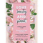 Love Beauty and Planet Murumuru Butter and Rose Blooming Strength and Shine 2 Minute Magic Masque