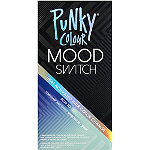 Punky Colour Mood Switch Heat Activated Temporary Hair Color Change Blue to Teal