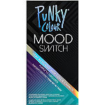 Punky Colour Mood Switch Heat Activated Temporary Hair Color Change Purple to Turquiose