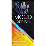 Punky Colour Mood Switch Heat Activated Temporary Hair Color Change Orange to Yellow