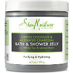 SheaMoisture Green Coconut & Activated Charcoal Bath & Shower Jelly