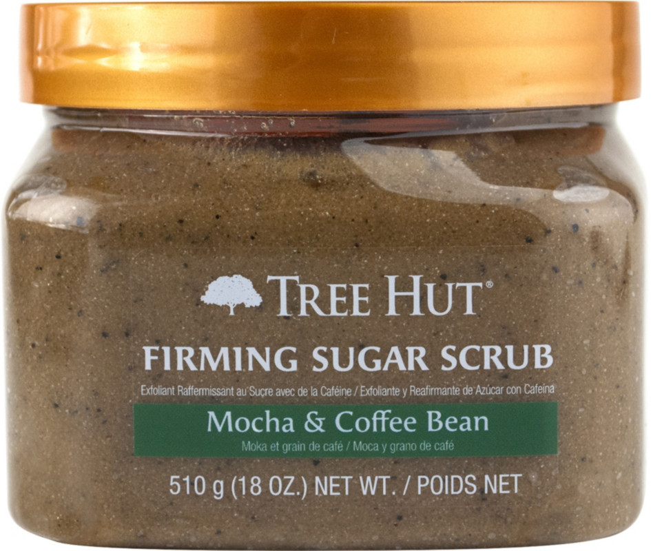 Tree Hut Firming Sugar Scrub Mocha And Coffee Bean Ulta Beauty