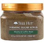 Tree Hut Firming Sugar Scrub Mocha and Coffee Bean