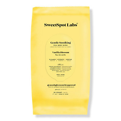 Online Only Vanilla Blossom Wipes