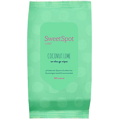 Online Only Coconut Lime Wipes