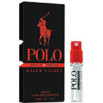 Ralph Lauren Free Red Extreme Sample with select brand purchase
