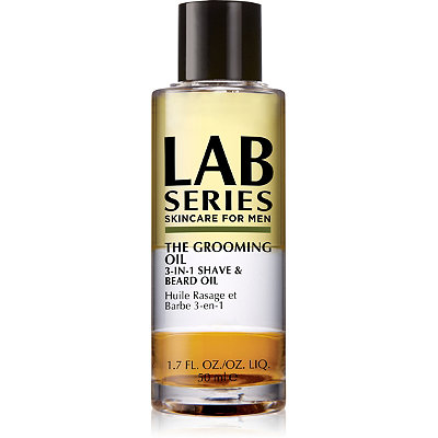 Online Only The Grooming Oil 3-In-1 Shave & Beard Oil