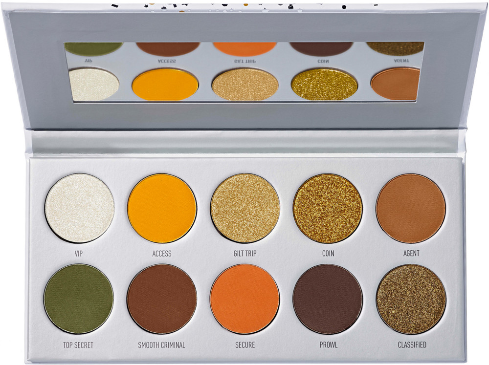 Morphe Morphe x Jaclyn Hill The Vault Armed & Gorgeous ...