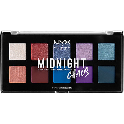 Midnight Chaos Shadow Palette