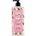 Murumuru Butter & Rose Bountiful Moisture Body Wash