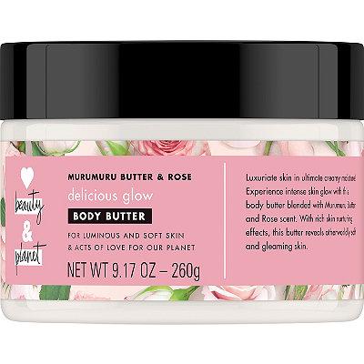 Murumuru Butter & Rose Delicious Glow Body Butter