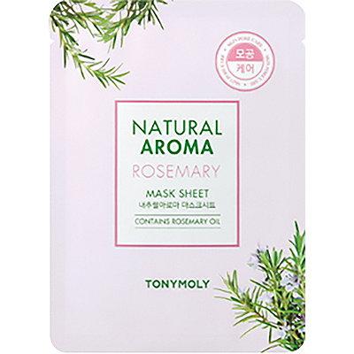 FREE Natural Aromatherapy Rosemary Sheet Mask w/any $15 Tony Moly purchase
