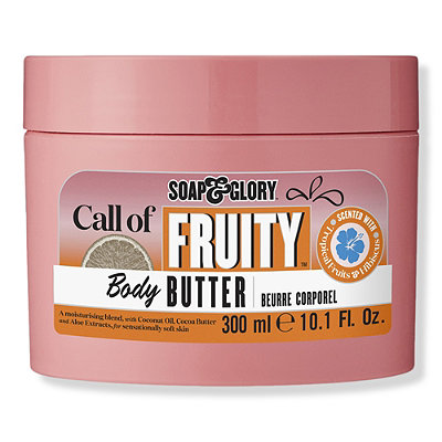 Call of Fruity No Woman No Dry Body Butter
