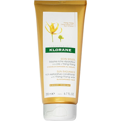 Online Only Rich Restorative Conditioner with Ylang-Ylang Wax for Sun-Exposed Hair