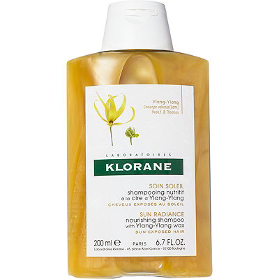 Online Only Nourishing Shampoo with Ylang-Ylang wax for Sun-Exposed Hair