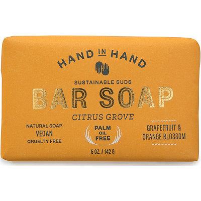 Citrus Grove Bar Soap