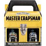 Master Crapsman Men's Gift Set
