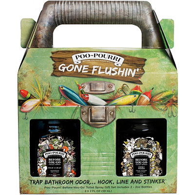 Gone Flushin' Men's Gift Set