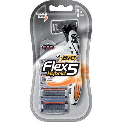 Online Only Men's Flex 5 Hybrid Razor