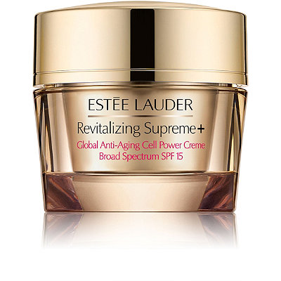 Revitalizing Supreme+ Global Anti-Aging Cell Power Creme SPF 15