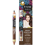 Eylure X Thalia Brow Contour Mid Chestnut & Gold Shimmer