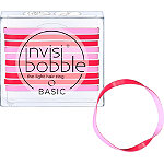 Invisibobble Basic Traceless Hair Ring Red/Pink