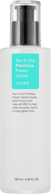 Online Only Two In One Poreless Power Liquid by Cosrx