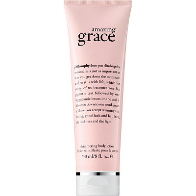 Amazing Grace Shimmering Body Lotion