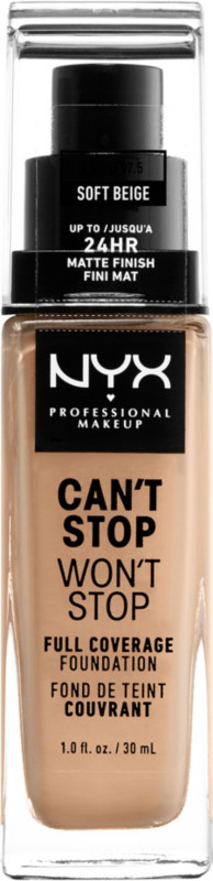 Nyx Professional Makeup Can T Stop Won