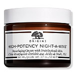 Origins High-Potency Night-A-Mins Resurfacing Cream with Fruit-Derived AHAs