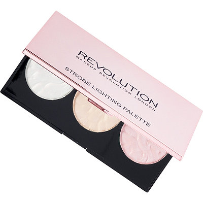 FREE Full Size Highlighting Palette w/any $15 Makeup Revolution purchase