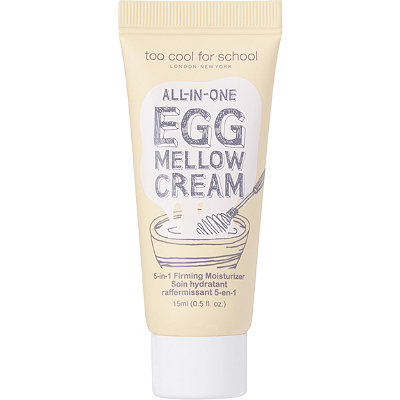 FREE Deluxe Egg Mellow Cream w/any $25 Too Cool For School purchase