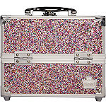 Caboodles Glitter Train Case
