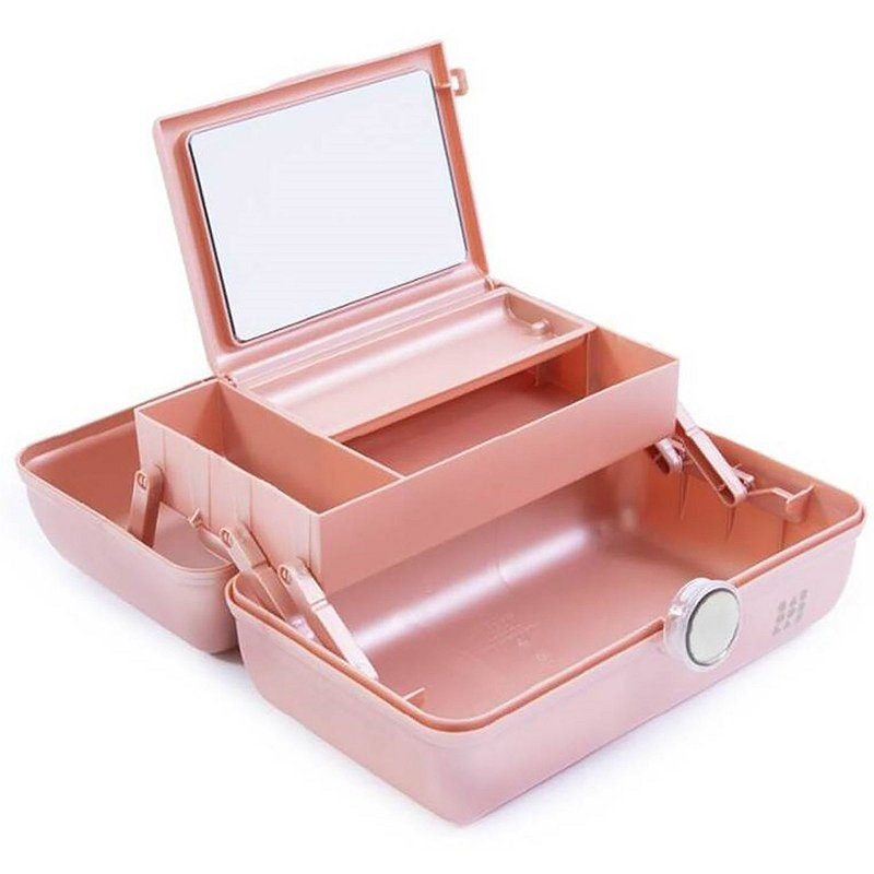 Caboodles Rose Gold On The Go Girl