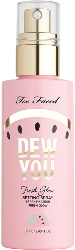 Tutti Frutti   Dew You Fresh Glow Setting Spray by Too Faced