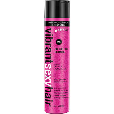 Vibrant Sexy Hair Color Lock Shampoo