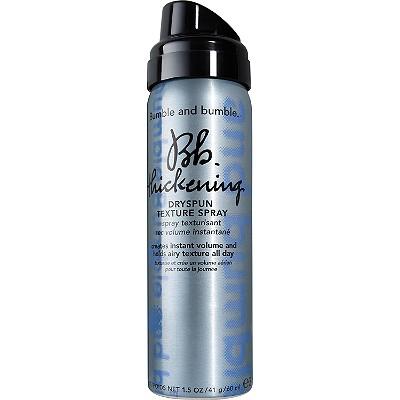 Travel Size Thickening Dryspun Texture Spray
