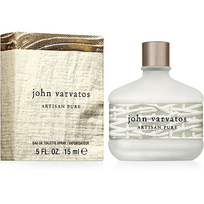 FREE travel size Pure EDT w/any $69 John Varvatos fragrance collection purchase