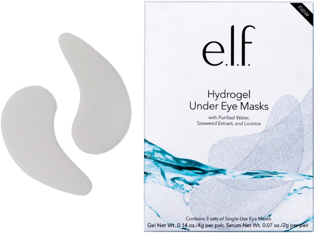 Online Only Hydrogel Under Eye Mask by E.L.F. Cosmetics