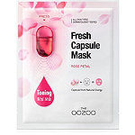 THE OOZOO Online Only Fresh Capsule Mask Rose Petal
