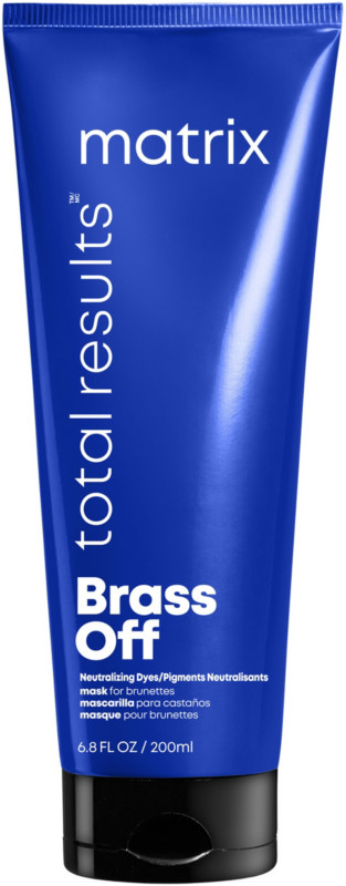 Matrix Total Results Brass Off Custom Neutralization Hair Mask