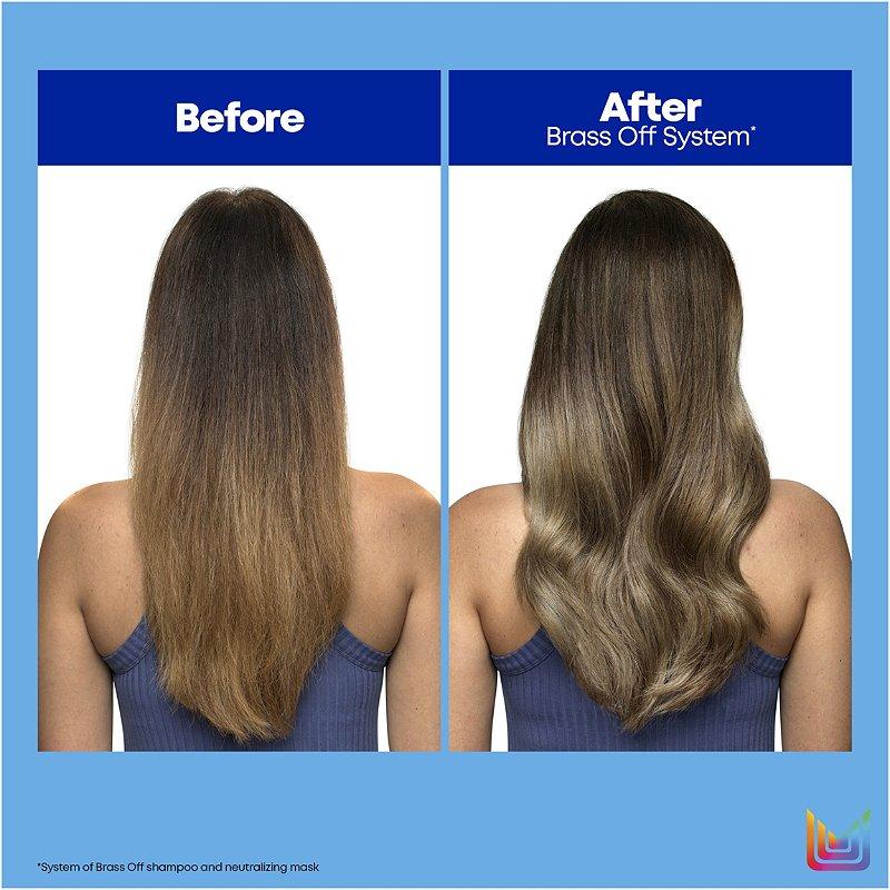 Matrix Total Results Brass Off Custom Neutralization Hair Mask Ulta Beauty